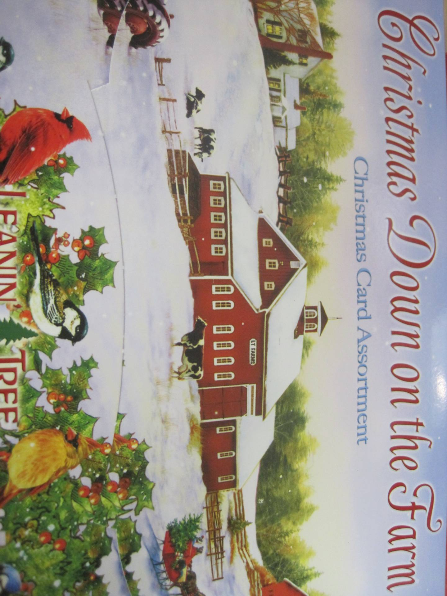 2016 Leanin Tree Christmas Cards Sets Are Here Candies Of Merritt