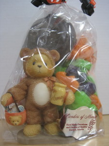 Cherished Teddies 'Honey' Halloween Package
