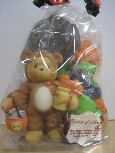 Cherished Teddies 'Honey' Halloween Package