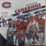 Montreal Canadiens 2018 Calendar