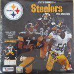 Pittsburgh Steelers 2018 Calendar