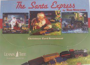 Santa Express Christmas Cards 2017