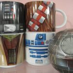 Star Wars mugs and Deathstar