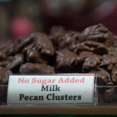 No sugar added nut clusters