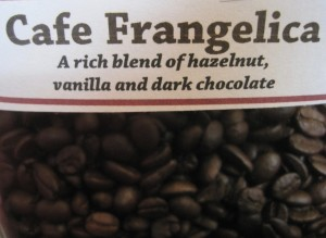 Coffee - Cafe Frangelica