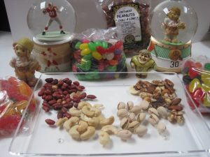 Superbowl snacks