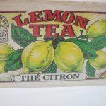 Tea - Lemon Black