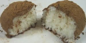Irish Potato Halved