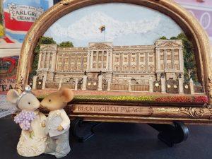 Royal Wedding - closeup