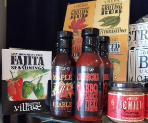 Fajita:BBQ Sauces Shelf