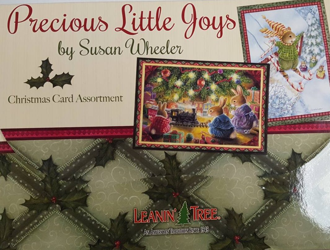 Christmas Card Sets From Leanin\' Tree - Candies of Merritt
